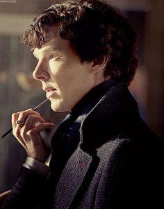 Benedict Cumberbatch/ Sherlock