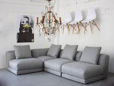 CAMERICH Vienna Sofa