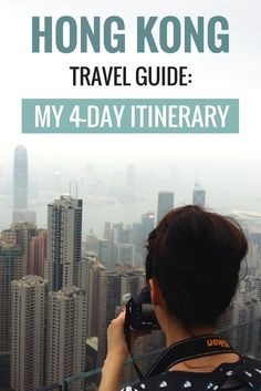 Need some recommendations on what to see and do in Hong Kong? Here are my top tips, as well as my itinerary for 4 days in HK.