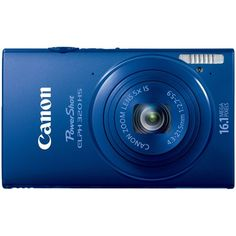 Canon PowerShot ELPH 320 HS 16.1 MP Wi-Fi Enabled CMOS Digital Camera with 5x Zoom 24mm Wide-Angle Lens with 1080p Full HD Video and 3.2-Inch Touch Panel LCD (Blue) - http://allgoodies.net/canon-powershot-elph-320-hs-16-1-mp-wi-fi-enabled-cmos-digital-camera-with-5x-zoom-24mm-wide-angle-lens-with-1080p-full-hd-video-and-3-2-inch-touch-panel-lcd-blue/