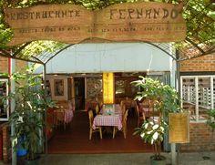 Restaurante Fernando em Coloane