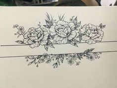 Left arm, addition to tattoos already there Forearm Flower Tattoo, Forearm Tattoos, Back Tattoo, Arm Band Tattoo, Flower Tattoos, Body Art Tattoos, Small Tattoos, Sleeve Tattoos, Tattoo Sketches