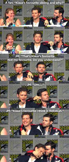 Comic Con 11/7/15 Joseph and Daniel