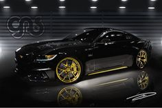 Ford Mustangs | G.A.S. 2015 Ford Mustang