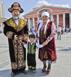 Asia/Mongolia - Kazakh people