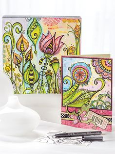 Card to Canvas: Mixed Media Techniques for Paper Crafts