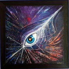 Night, Artwork, Painting, Work Of Art, Painting Art, Paintings, Paint, Draw