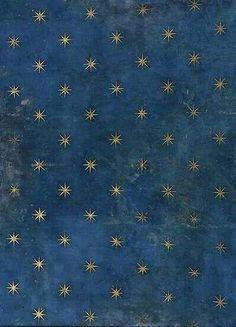 Volta stellata di Giotto alla Cappella degli Scrovegni Padova