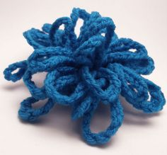 Crochet flower patterns - Woolipop's!