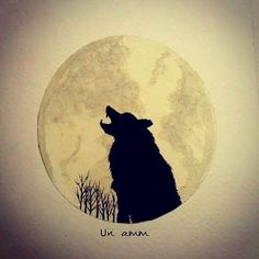 #wolf #moon #watercolor #thewolf #artoftheday #art #artist #instaartist #nightofwolf #instalike #instagram #artistlife #watercolorblog #inspiringwatercolors #artacryliclife