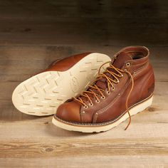 Men's Contractor's Lace-to-toe Roofer Boots - Duluth Trading