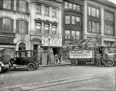 Washington, D.C. 1921-1922.