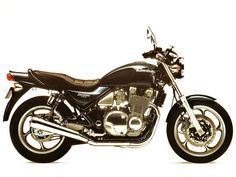 Kawasaki Zephyr 1100 (1993)