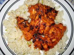 Coconuts in the Kitchen: MELI'S CHICKEN ADOBO and EMBELLISHED RICE