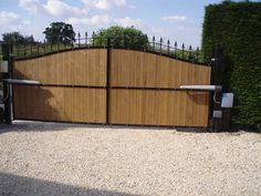 oldland steel and wood gates electrical rams internal