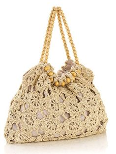 Straw Bag by Accessorize
