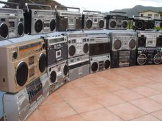 now, that is an old skool wall of sound!