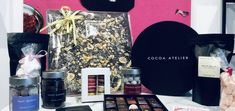 Win an Exclusive Cocoa Atelier Hamper of Delicious Treats from their Pop-up Shop in Kildare Village - Competitions. Apple Shortcake, Apple Slices, Apple Recipes, Yummy Treats, Cocoa, Competition, Irish, Hamper, Squares