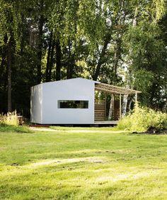 Minihuis 2.0 als gastenverblijf - Roomed | roomed.nl