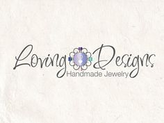Premade jewelry logo design. jewelry logo using gems heart logo. Elegant frame hearts necklace logo. Vector and watermark files included.