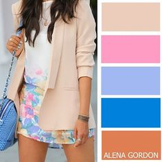 #alenagordon #gordonalena #look #lookfashion #colors #color #colorblock #colorpallet #pallet #fashion #fashionblogger #kollar #kollage #streetstyle #streetfashion #vivaluxury #acsessories #vogue #biuty #blue #pastel