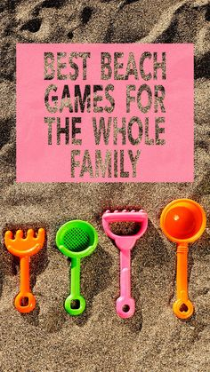 10 Best Beach Toys & Games for the Whole Family: Family beach fun Fun Beach Games, Beach Activities, Summer Activities For Kids, Beach Fun, Beach Ideas, Beach Games For Adults, Fun At The Beach, Free Beach, Hawaii Beach