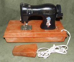 hobbie sewing machine 1975