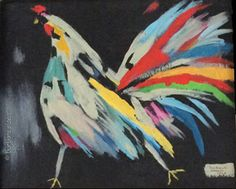 Barbara Olsen. the rooster
