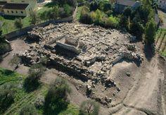 Complesso Nuragico San Sebastiano, Gesico, Sardegna, Nuragic Age, Archeologia