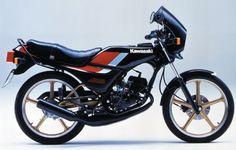 Kawasaki AR80