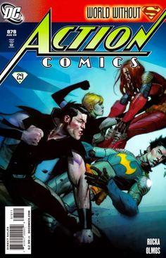 Action Comics (Volume) - Comic Vine