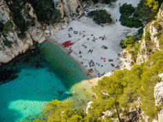 The first rule on finding the best beaches in France? Don't assume they're all on the Riviera.