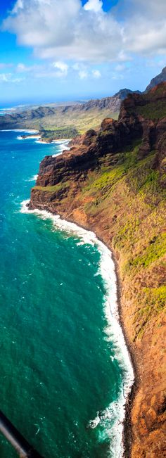 Na Pali Coastline, Kauai - Hawaii. Love this place, would love to go back, it's been to long!!!!!