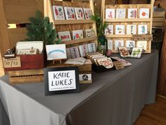 Image result for how to display artwork at a craft fair
