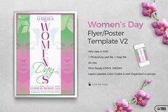Women's Day Flyer Template V.2