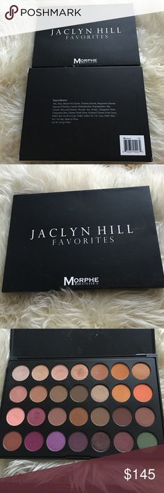 Morphe bundle- Jaclyn Hill and 350-sold Sold on merc. Brand new in the box never touched. Jaclyn hills limited edition sold out palette and the highly sought after 350. The 2 last pics are my personal collection yours will come brand new in boxes that Have never been opened. Feel free to use the offer button. Thanks Morphe Makeup Eyeshadow