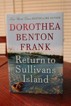 Return to Sullivan's Island by Dorothea Benton Frank Loved this book! Book Club List, Sullivans Island, Recommended Reading, Reading Lists, Book Review, Bestselling Author, Nonfiction, Popcorn, Tigger