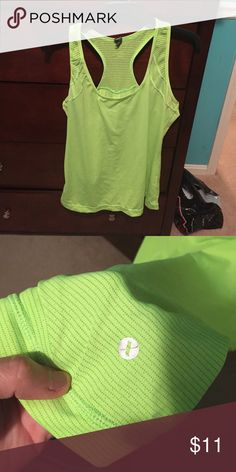 work out tank mint condition, loose fit, razor back jcpenney Tops Tank Tops