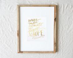 Power of Hope Print