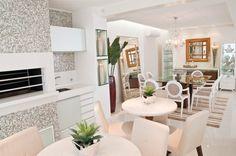 Decora Interi : Espaços Integrados: decoração com estilo !!