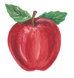 dibujos de frutas para imprimir