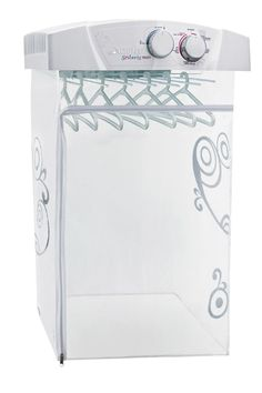 Solaris Plus Compact Clothes Dryer: Wall Mountable, And Perfect For Apartments And Dorm Rooms.