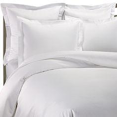 1000 Thread Count Duvet Cover in White