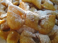 fanky slovak czech easter fried dough funnel cake