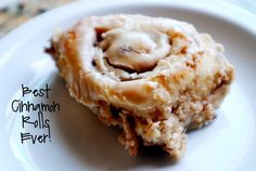 Best Cinnamon Rolls Ever! {Pioneer Woman Recipe}