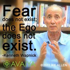 Kenneth Wapnick Wisdom #3   www.ufacim.com