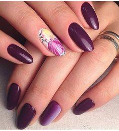 Маникюр №2721 - самые красивые фото дизайна ногтей. Идеи рисунков на ногтях на любой вкус. Будь самой привлекательной!
