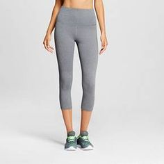 The Women's Performance High Waist Capri from C9 Champion flatters in any activity with stretch fabric that moves with you and a fit that hugs from your hips down your legs to the calf. Wicking technology keeps you dry and comfortable while a high waist keeps you covered no matter which way you bend or stretch.