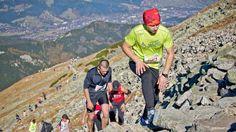 górskie wyzwania, pełnia natury i sił!