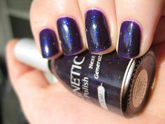 Magnetic Nail Design, Freakin' Violet